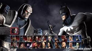 Mortal Kombat versus DC