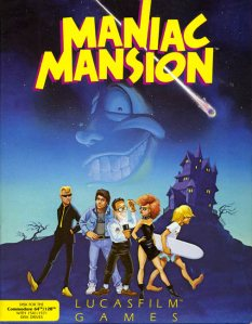 Maniac Mansion (1987, Lucasfilm Games)