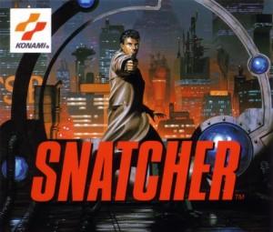 Snatcher (Konami, 1988)